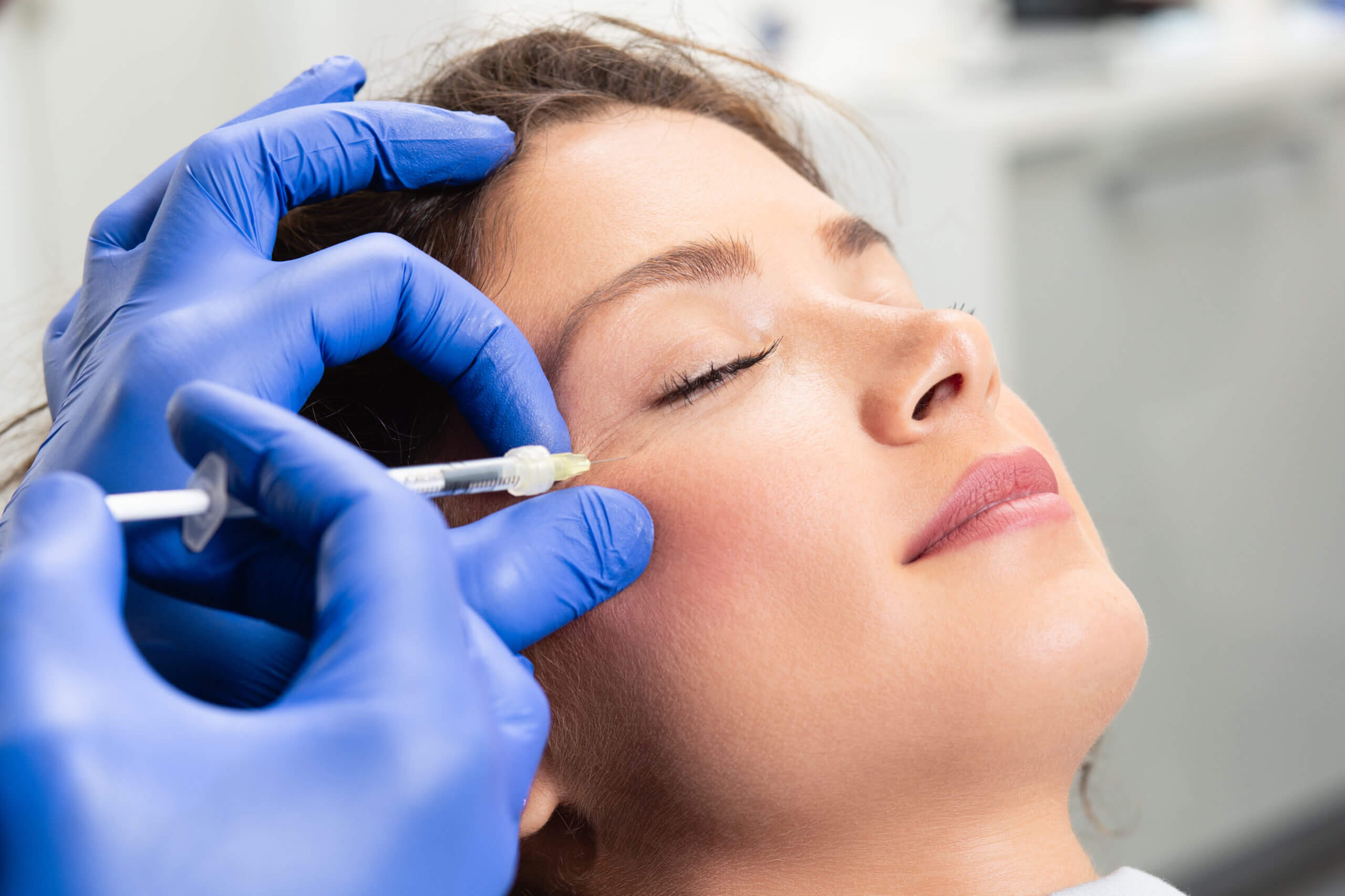 Injectable Wrinkle Reducers – AMG Aesthetics